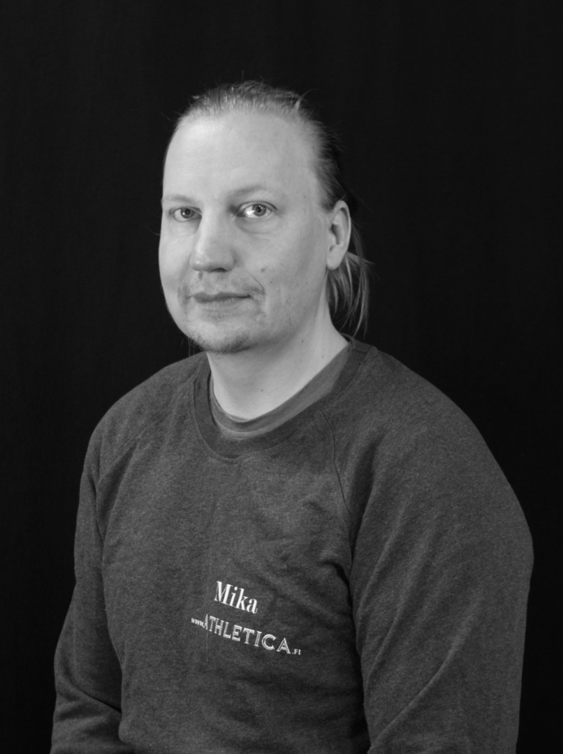Mika Vuoriainen, Athletica valmentaja